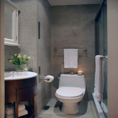 Bathroom Captivating Smallest Bathroom Designs For Cozy Homes - Karbonix