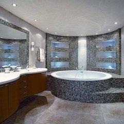 Bathroom Chic Deluxe Bathroom Neoclassical Apartment Deluxe - Karbonix