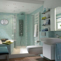 Bathroom Enthralling Design Ideas For Bathrooms In Cozy Homes - Karbonix