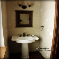 Bathroom Gorgeous Tuscan Bathroom Design Ideas With White Ceramic - Karbonix