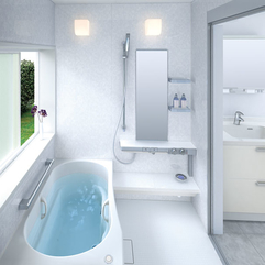 Bathroom Ideas Snowy Small - Karbonix