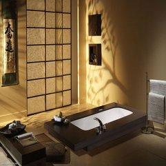 Bathroom Japanese Modern - Karbonix