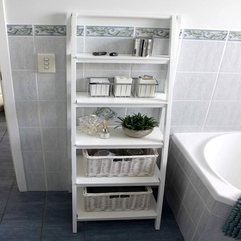 Bathroom Storage Ideas Shinny Small - Karbonix
