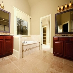 Bathroom Tile Floors Luxury Clean - Karbonix