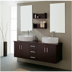 Bathroom Vanities Dashingly Modern - Karbonix