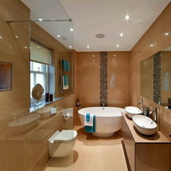 Bathrooms With Nice Tiles Decorating Ideas - Karbonix