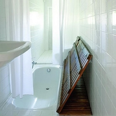 Bathtub Hidden Narrow - Karbonix