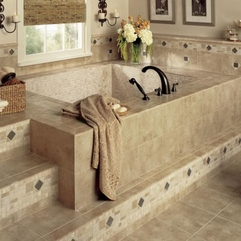 Bathtub Tile Ideas American Olean - Karbonix