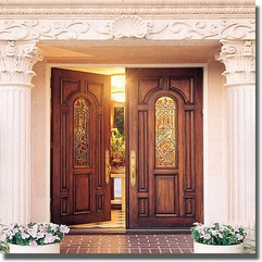 Best Inspirations : Beautiful Front Door Fantastic - Karbonix