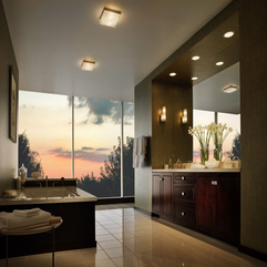 Beautiful Scene Of Light Presented By Recessed Lighting Superb - Karbonix