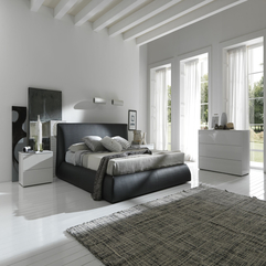 Bedroom Contemporary Bedrooms With Cool Furnishings Arrangement - Karbonix