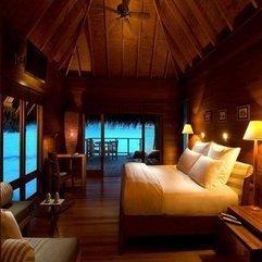 Bedroom Decor Amazing Wood - Karbonix