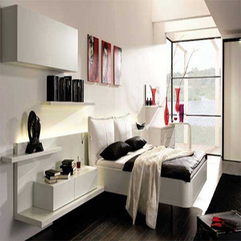 Bedroom Design Fancy Cool Bedroom Designs For Small Place Ideas - Karbonix
