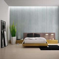 Bedroom Designs Colorful Design Modern Bedroom With Plants - Karbonix