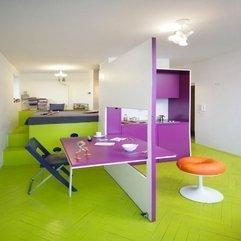 Bedroom Designs Interesting Fun Colorful Kids Bedroom In Green - Karbonix