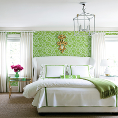 Bedroom Ideas Rustic Green - Karbonix