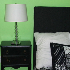 Bedroom Ideas With Decorative Lighting Lime Green - Karbonix