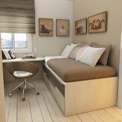 Bedroom Luxury Space Saving - Karbonix