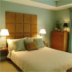 Bedroom Paint Color Choosing Interior - Karbonix