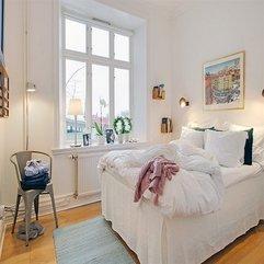 Bedroom With Tatami Floor Scandinavian Simple - Karbonix