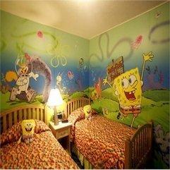 Bedrooms With Spongbob Cool Kids - Karbonix