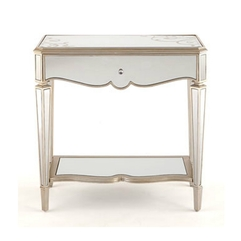 Bedside Awesome Mirrored - Karbonix