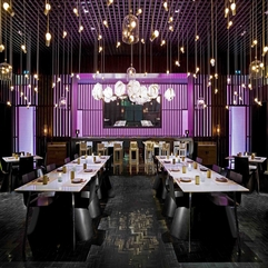 Beijing Best Design Restaurant Opposite House - Karbonix