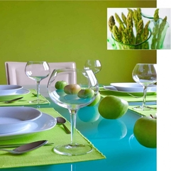 Best Green Paint Colors Dining Room - Karbonix