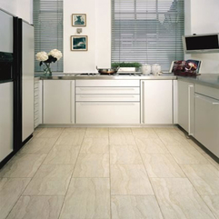 Best Inspiration Kitchen Flooring Ideas - Karbonix