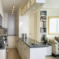 Best Inspiration Modern Kitchen Cabinets Small Spaces - Karbonix