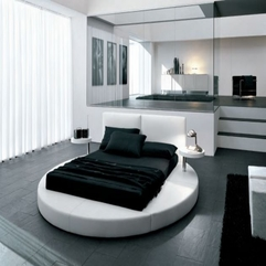 Black And White Bedroom Design Decosee - Karbonix