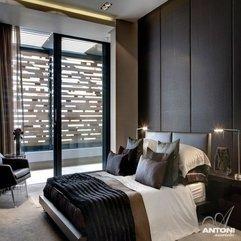 Black Brown Blanket Pillows Bedroom White Bed - Karbonix