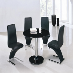 Black Dining Room Sets Are Charming Dreamehome - Karbonix