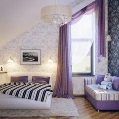 Black Girls Room Lilac White - Karbonix