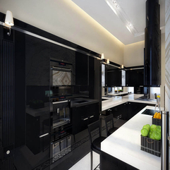 Black Kitchen Cabinets Really Beautiful - Karbonix