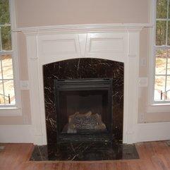 Black Modern Fireplace Inspiration For Fireplace Design Ideas For - Karbonix