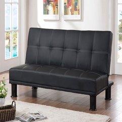 Best Inspirations : Black Sofa Semi Minimilist - Karbonix