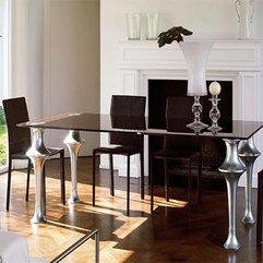 Black Trendy Dining Furniture Plans Trend Decoration - Karbonix