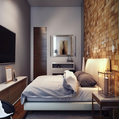 Block Textured Feature Wall Stylish Wood - Karbonix