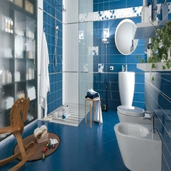 Blue Tiles For The Outdoor Wall Inspirational Trendy - Karbonix