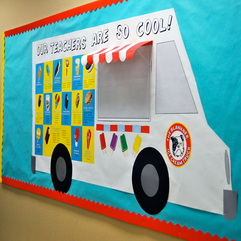 Board For School Cool Bulletin - Karbonix