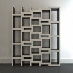 Bookshelves Design Built In - Karbonix