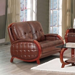 Brilliantly Modern Living Room With Brown Color - Karbonix