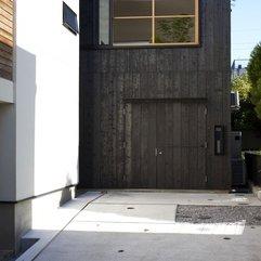 Brown Accent In Futakoshinchi House Dark - Karbonix