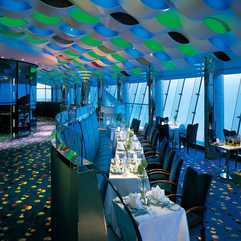 Burj Al Arab Best Restaurant Design - Karbonix