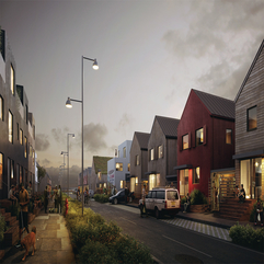 Bustler White Arkitekter Wins For A Resilient Rockaway FAR ROC - Karbonix