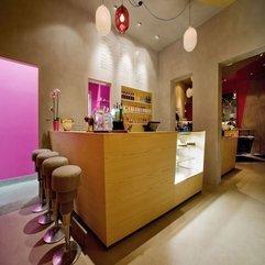 Cafe Interior Design Bar Simple Nice - Karbonix