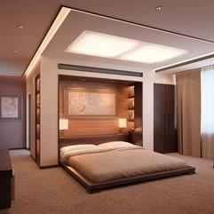 Captivating Bedroom Feature Wall Neutral Bdroom Wooden Platform - Karbonix