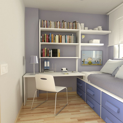 Charming Bedroom Designs For Small Rooms With Laminate Flooring - Karbonix