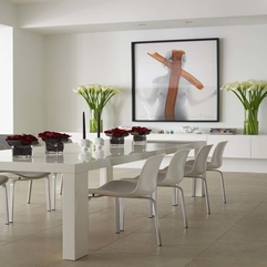 Chic Apartment Dining Room Design - Karbonix